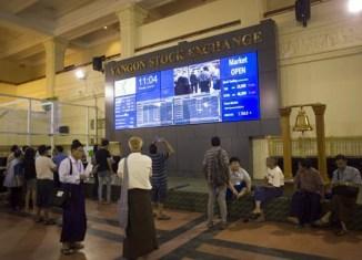 Despite latest IPO, Myanmar's stock exchange remains lame duck