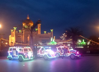 Tourism arrivals in Brunei soar an unexpected 18%