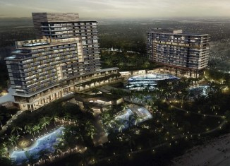 Macau group builds Vietnam's largest casino