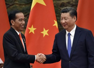 China to pump billions into Indonesia under New Silk Road initiative