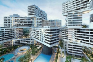 Singapore house prices surge fastest in eight years, recovery seen