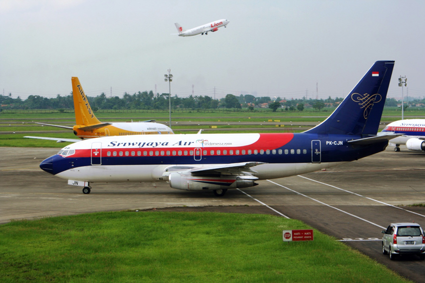 All Indonesian Airlines Removed from EU Blacklist