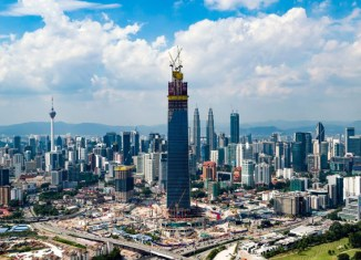 "Kuala Lumpur's new financial district ""can be profitable"": Ex-PM Najib"