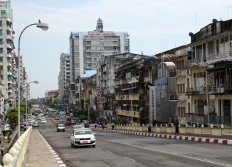 Massive Yangon city expansion renders Naypyitaw pointless