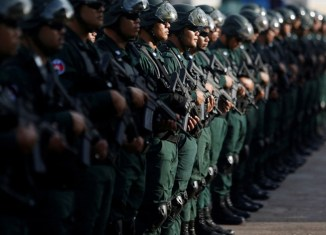 Cambodia readies for July 29 general elections – 70,000 police deployed