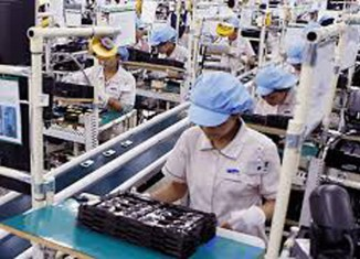 Manufacturing business surges in Vietnam