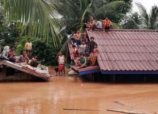 Laos Post Dam Collapse abc-laops
