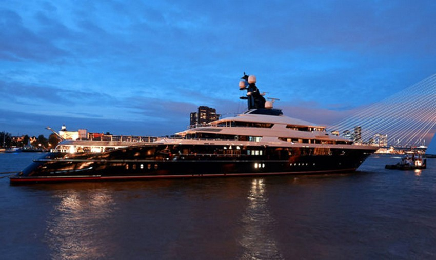 Indonesia hands over 1MDB-linked luxury yacht amid ongoing investigations