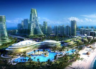 Foreigners banned from buying property in large Chinese project in Malaysia's Johor