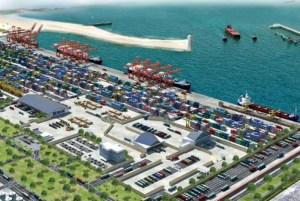 Myanmar significantly scales down Chinese-backed port project