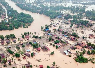 Laos suspends new hydropower projects after dam break