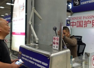"""Thailand opens """"VIP"""" immigration lanes exclusively for Chinese visitors"""