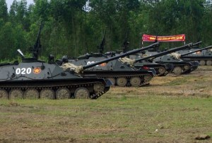 Vietnam orders military hardware from Russia for  billion