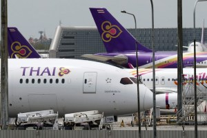 Loss-making Thai Airways frets about -billion plane purchase