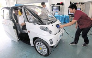 Thailand seeks to lure more electric vehicle makers