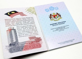 Malaysian passport classified as fifth-best worldwide