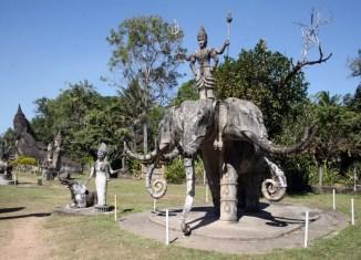 Vientiane Buddha Park_Arno Maierbrugger