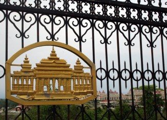 Government district in Naypyidaw Myanmar_Arno Maierbrugger