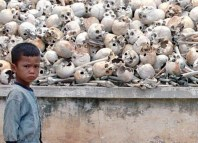 Khmer Rouge Skulls