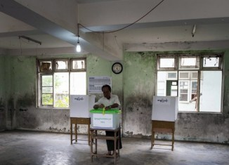 Setback for Suu Kyi in Myanmar by-elections