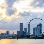 Singapore lifts land to prepare for rising sea levels