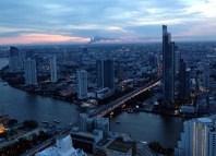 Bangok Thailand Skyline