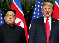 Kim Jong-un & Donald Trump