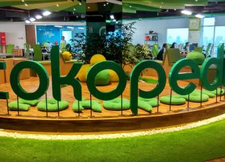 Indonesia's Tokopedia raises $1.1 billion from Alibaba, Softbank