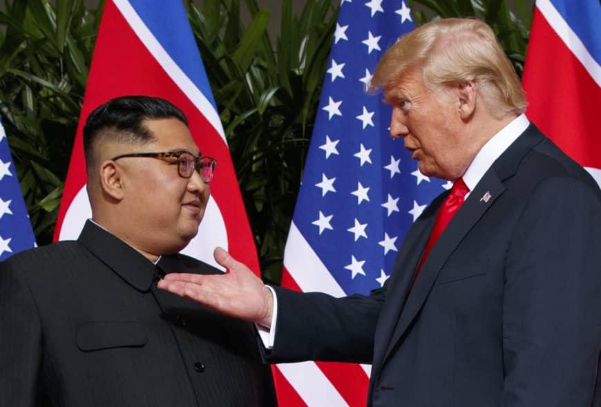 Trump-kim Meeting To Be Held In Vietnam On Feb 27-28
