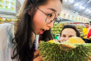 Malaysia's New Attraction: Durian Tourism