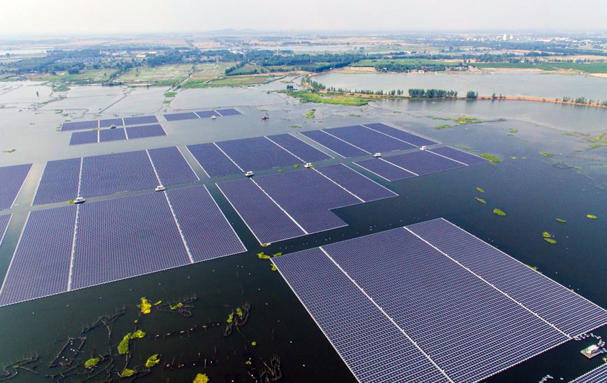 World's Biggest Floating Solar Power Farms Planned In Thailand