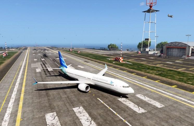 Garuda To Cancel 49 Boeing Max Orders