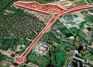 Hanoi Kicks Off Construction Of Formula One Race Track