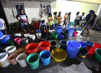 Manila Runs Dry As Water Utility Scrambles To Maintain Supply
