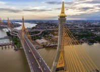 Thailand Pushes Projects For Eastern Economic Corridor