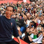 Indonesia elections: Widodo takes double-digit lead in early counts