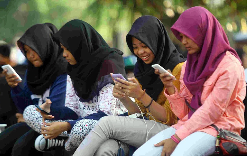 Indonesia Is Asean's Fastest Growing Smartphone Market