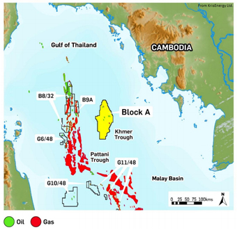 Cambodia To Extract And Export Its Own Crude Oil
