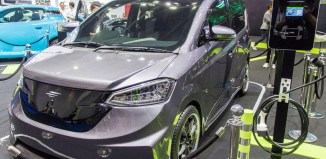 Thailand To Build Its Own Electric Cars