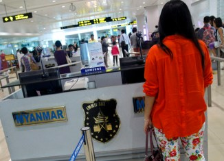Myanmar Grants Visa-on-arrival To Six Selected Countries