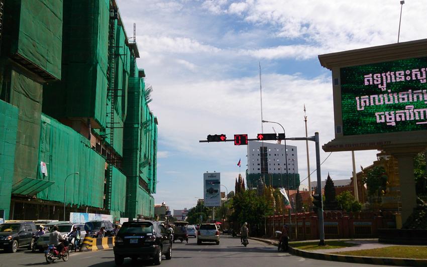 Chinese Rush To Buy Cambodian Property