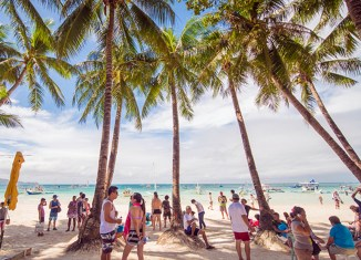 Tourism Arrivals In The Philippines Show Rising Trend