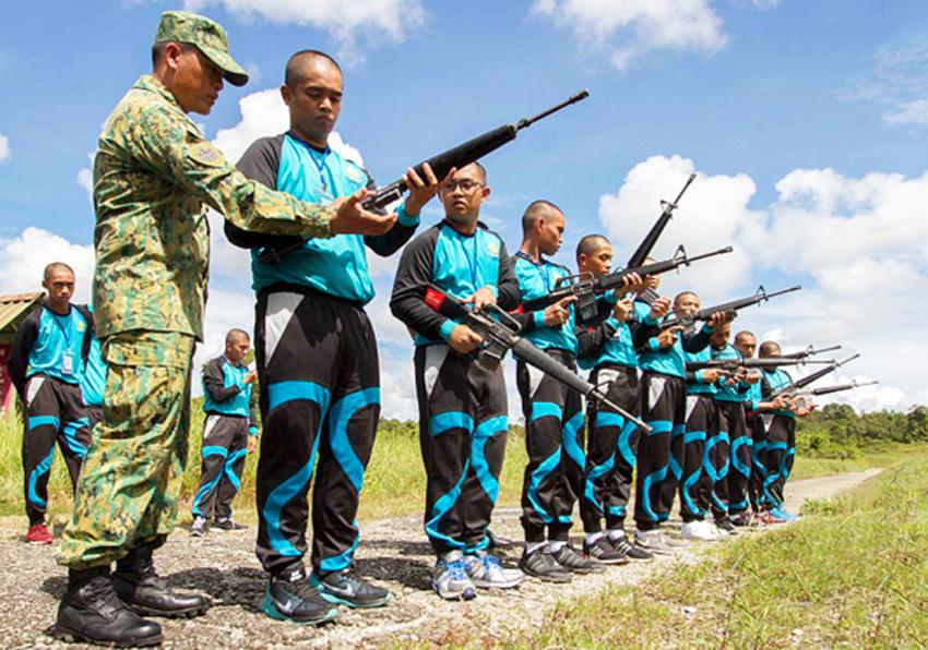 Make Pkbn Or The National Service Program In Brunei Compulsory