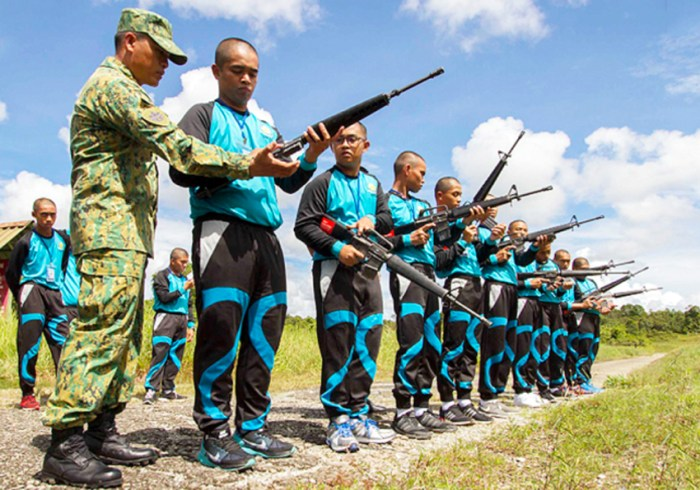 Make Pkbn Or The National Service Program In Brunei Compulsory
