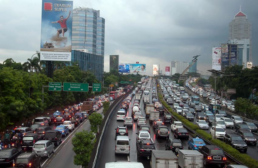 Jakarta To Get $40-billion Infrastructure Overhaul