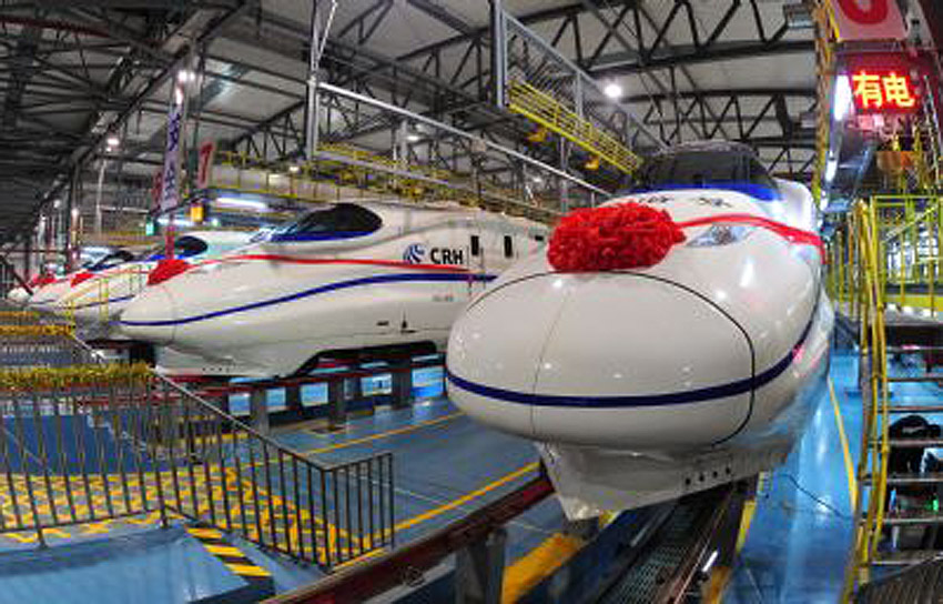 Thailand's High-speed Railway To Start Operations In 2023