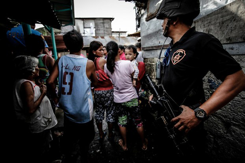 Majority Of Filipinos Content With Bloody Anti-drug Campaign