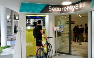 Singapore's First Automated Underground Bicycle Parking System Flops