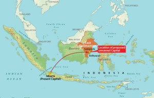 Mckinsey Tasked With Assessing Indonesia's New Capital Project