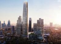 Urban Mega Project In Bangkok Taking Shape